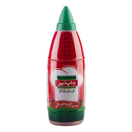 سس گوجه فرنگی موشکی دلپذیر 456 گرمی