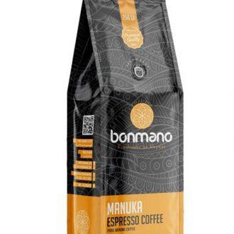 قهوه اسپرسو بن مانو مدل مانوکا