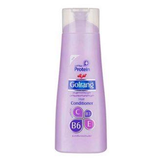 نرم کننده موی سر حاوی پروتئین و مولتی ویتامین پلاس گلرنگ بنفش 880 گرمی