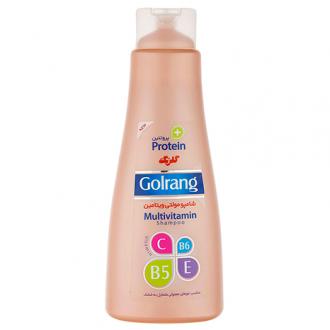 گلرنگ شامپو خانواده مولتی ویتامین مناسب موهای متمایل به خشک ۹۰۰ میلی لیتری
