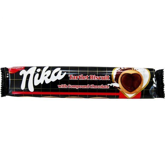 بیسکوئیت قلبی کاکائویی بیسکوتارت نیکا ویتانا 64 گرمی