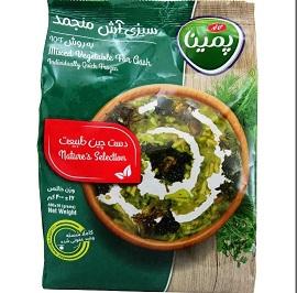 سبزی آش منجمد کاله پمینا 400 گرمی