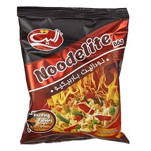 نودالیت (نودل) با طعم باربیکیو 75 گرمی