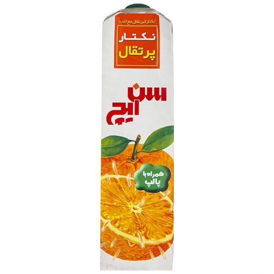 نکتار پرتقال سن ایچ 1 لیتری