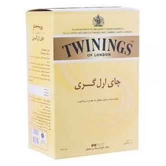 چای ارلگری 450 گرمی توینینگز