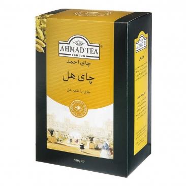 چای با عطر هل احمد 500 گرمی