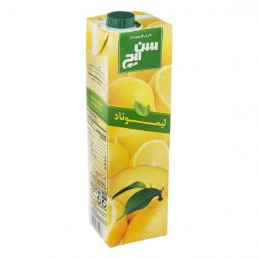 نوشیدنی آبمیوه لیموناد سن ایچ 1 لیتری