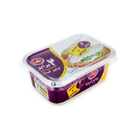 پنیر لبنه 2برابر کلسیم و پروتئین رامک 280 گرمی
