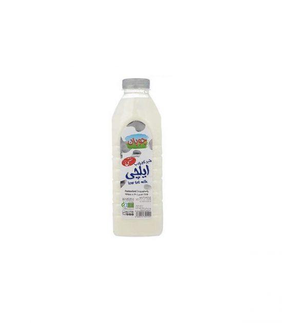 شیر پاستوریزه کم چرب سنتی ایلچی چوپان 945 میلی لیتری