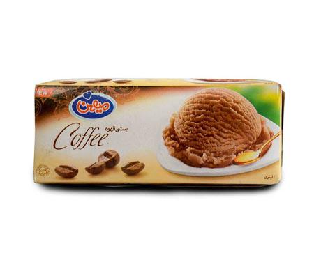 بستنی کاکائویی یك لیتری میهن